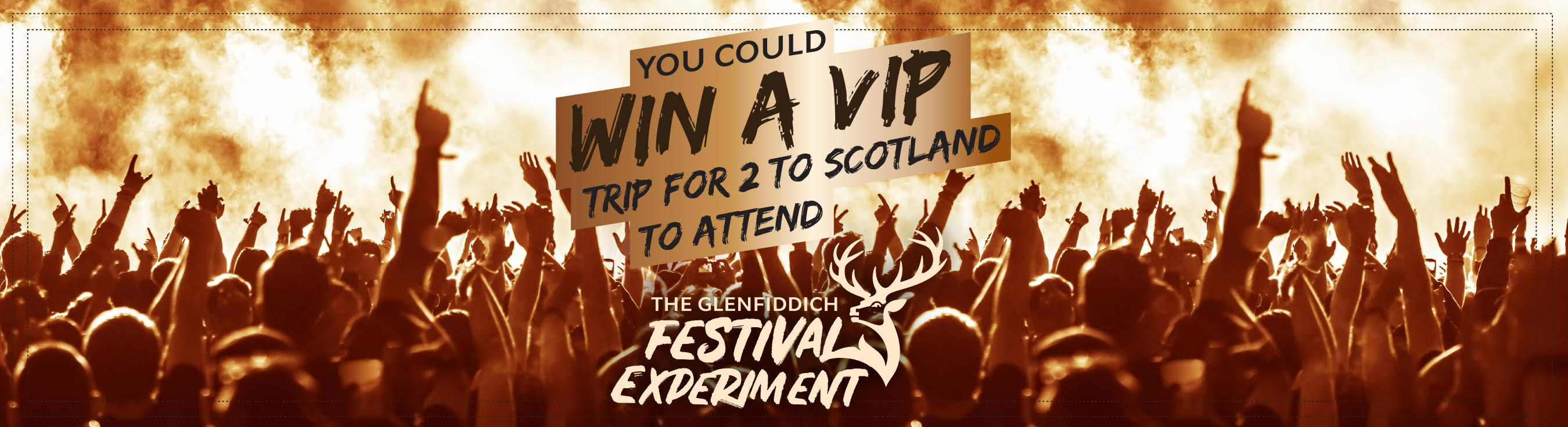 online contests, sweepstakes and giveaways - Glenfiddich Festival Experiment