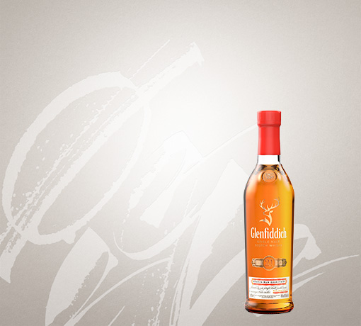 glenfiddich 21 year old single malt whisky 20cl bottle