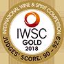 iwsc gold medal 2018