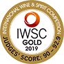 iwsc gold medal 2019