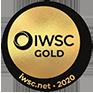 iwsc gold 2020 logo