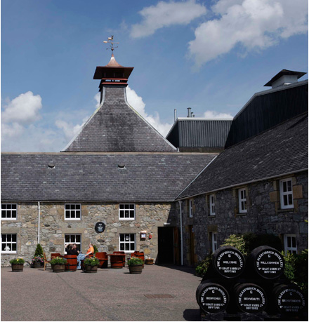 Glenfiddich Distillery Classic Tour