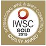 IWSC Gold 2015