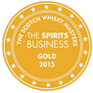 The Spirits Buiness Gold 2015