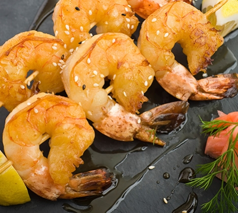 Glenfiddich Sweet and Sour Prawn