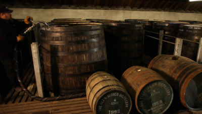Glenfiddich Oak Tuns