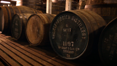 Glenfiddich 15 Year Old Casks