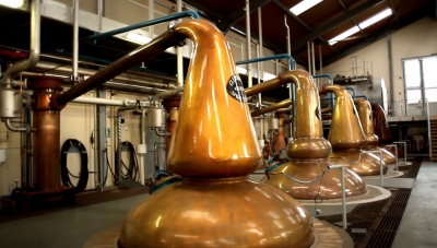 Glenfiddich Unusual Stills