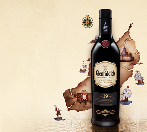 Glenfiddich Age Of Discovery