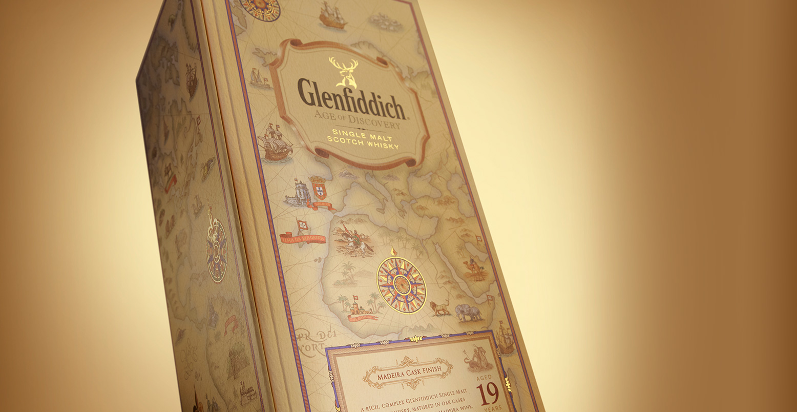 Ch 19 Age Of Exploration Slides: Glenfiddich Age Of Discovery Madeira Cask Finish Whisky