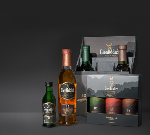 Glenfiddich Gift Pack