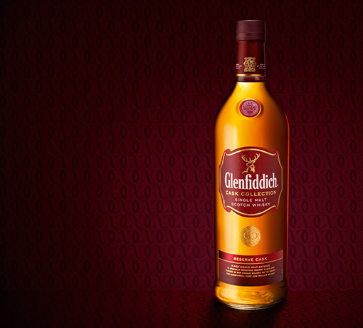 Glenfiddich Reserve Cask Collection