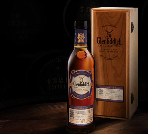 Glenfiddich Vintage Anniversary