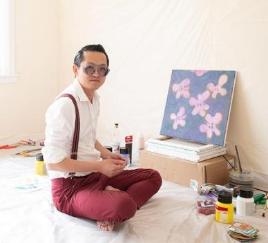 Gao Yu portrait